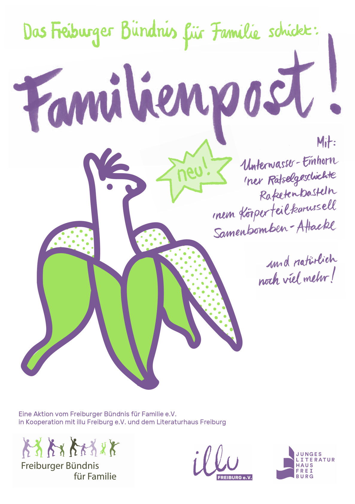 FDC Familienpost Cover Preview klein